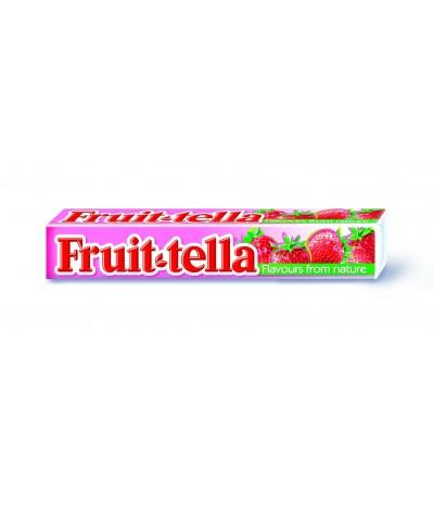 Caramelo Fruit-Tella de Fresa