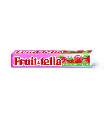 Caramelo Fruit-Tella Morango