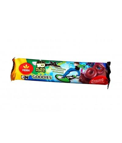 BEN10 Goodies Chocolate com Leite