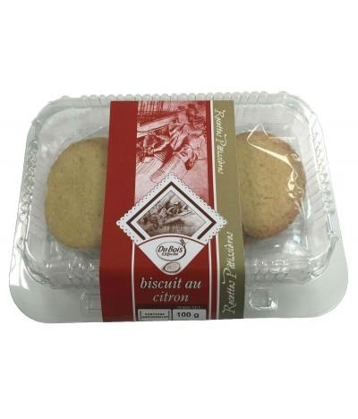 Biscoitos de Limão Du Bois