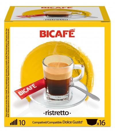 Café Ristretto 16 cápsulas