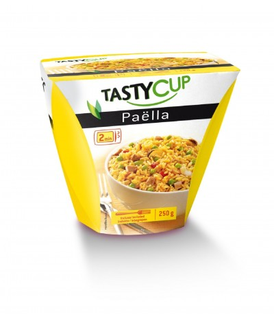 Paella Tasty Cup