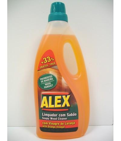Limpador com Sabão de Côco para Madeira Alex