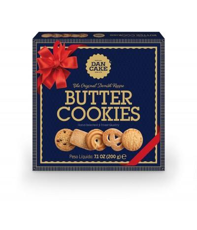Sortido de bolachas Butter Cookies