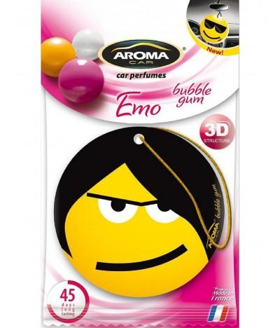 Ambientador Auto Aroma Car Emo Bubble Gum