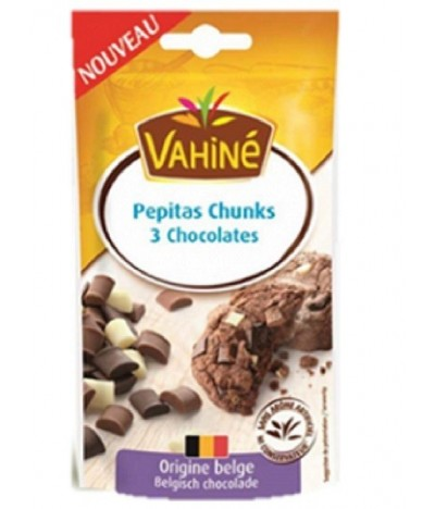 Pepitas 3 Chocolates Vahiné