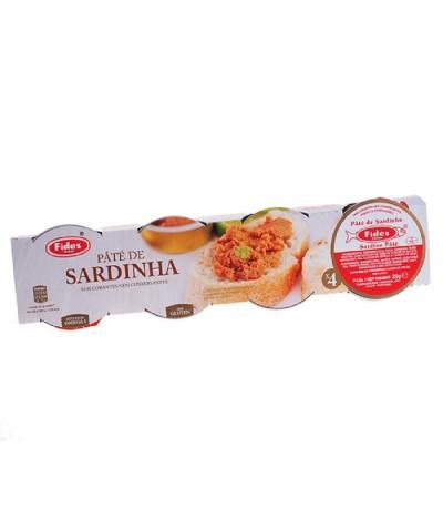 Pâté de Sardinha Fides