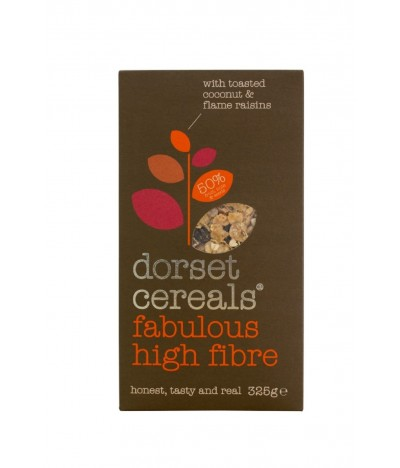 Cereais Fabulous High Fibre Dorset
