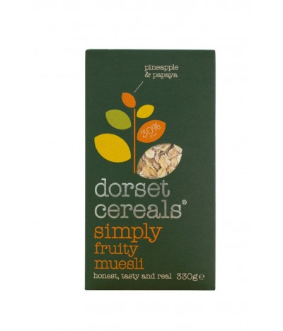 Cereais Simply Fruity Muesli Dorset