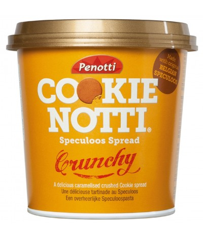 Creme de Barrar Cookie Notti Crunch