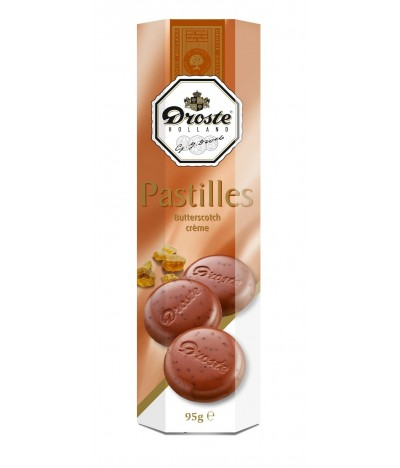 Chocolate de Leite Butterscotch Droste 100 gr