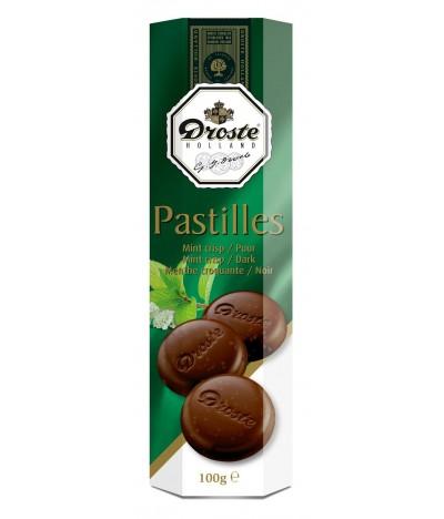 Chocolate de Preto e Menta Droste 100 gr
