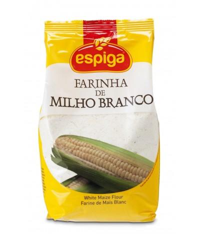 Harina de Maíz Blanco