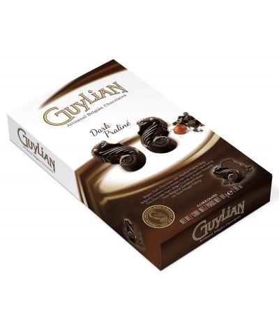 Bombons Sea Horse de Chocolate Negro e Praliné 84 gr Guylian