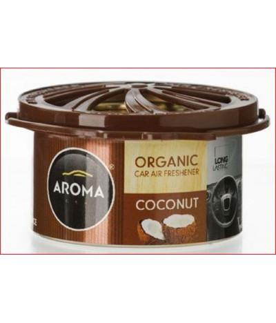 Ambientador Auto Organic Coco