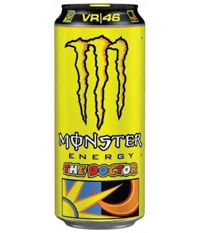Bebida Energética Monster Rossi