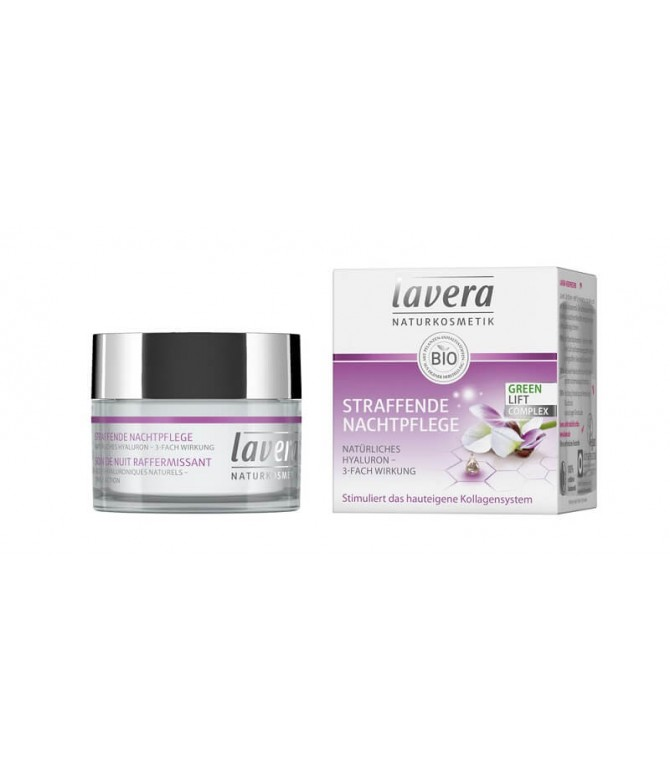 Lavera Creme Facial Reafirmante BIO 50ml