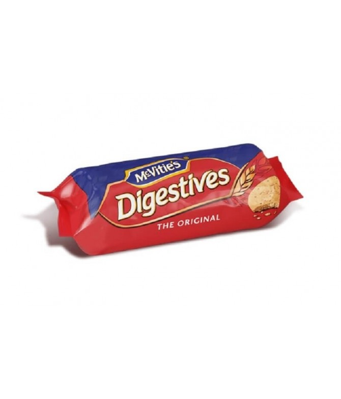 McVities Digestives Original Bolacha 250gr