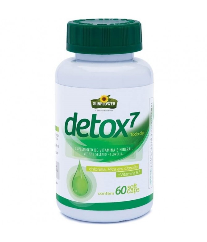 Sunflower Detox 60un