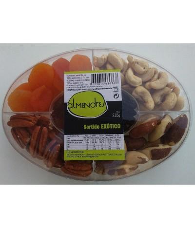 Sortido Exótico 235 gr Almendres
