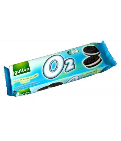 Bolachas de Chocolate Recheadas O2 66gr Gullón