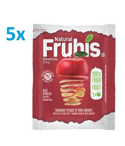 Frubis Multipack Maçã 5x10gr