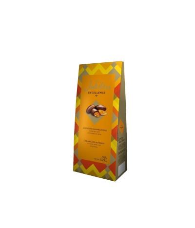 Excellence Amêndoa Caramelizada Coberta de Chocolate com Leite Jubileu