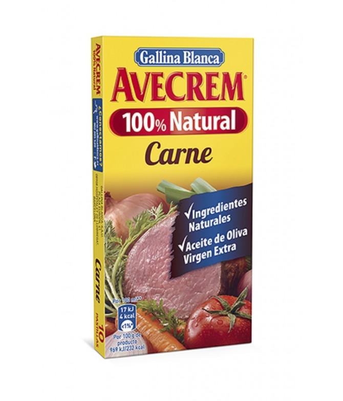 Caldo de Carne 100% Natural Avecrem