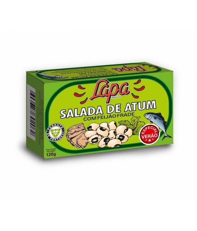 Lapa Enalada Atún & Alubias Pintas120gr T