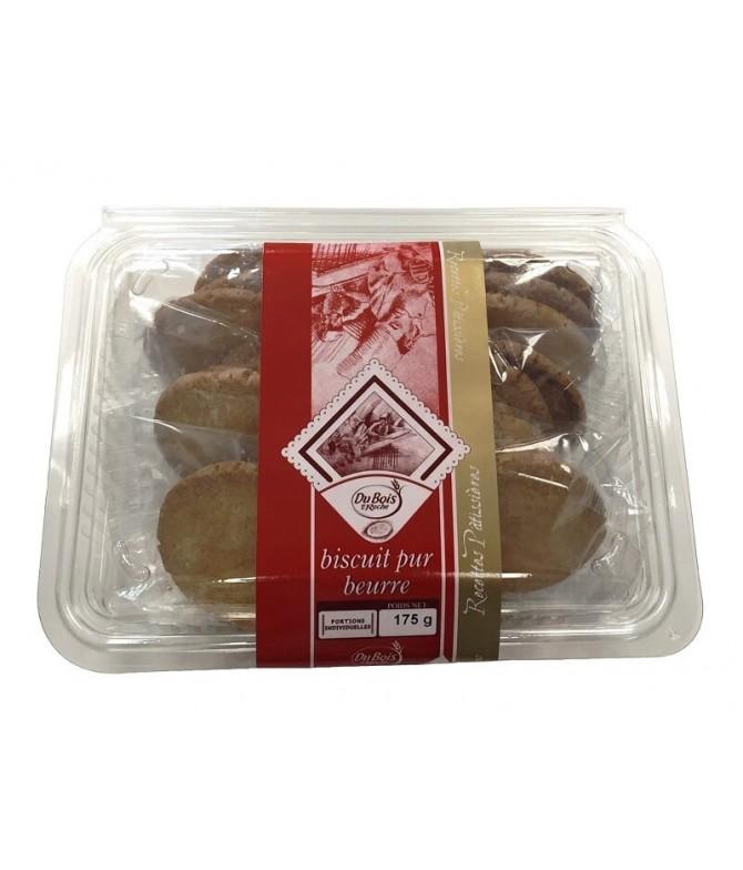 Du Bois Biscoitos Manteiga 175gr