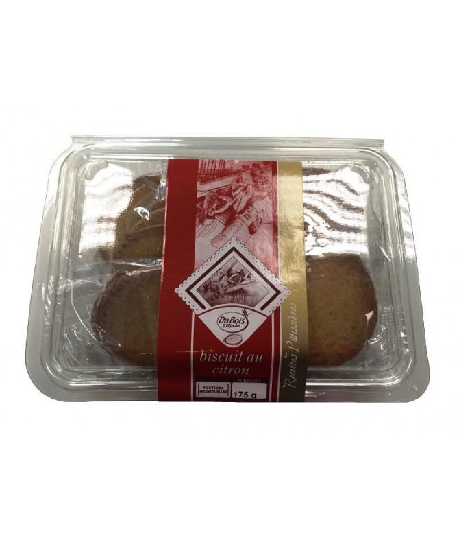 Du Bois Biscoitos Limão 175gr