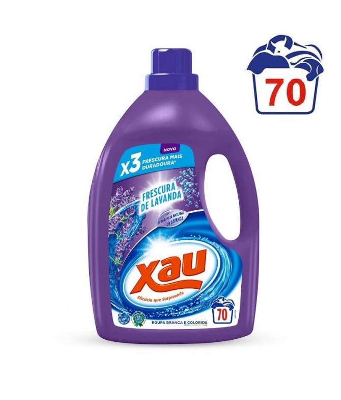 Xau Detergente Líquido Lavanda 70n