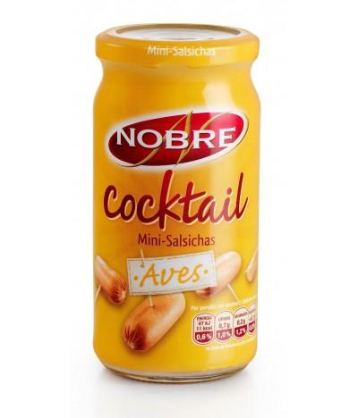 Nobre Salchichas Cocktail de Aves 360gr T