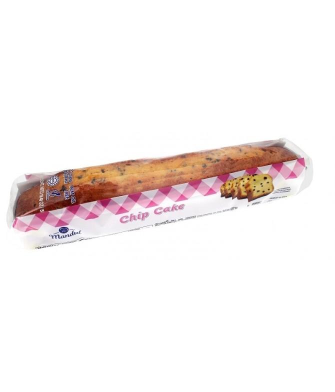 Mandul Bolo Laranja & Chips Chocolate 550gr