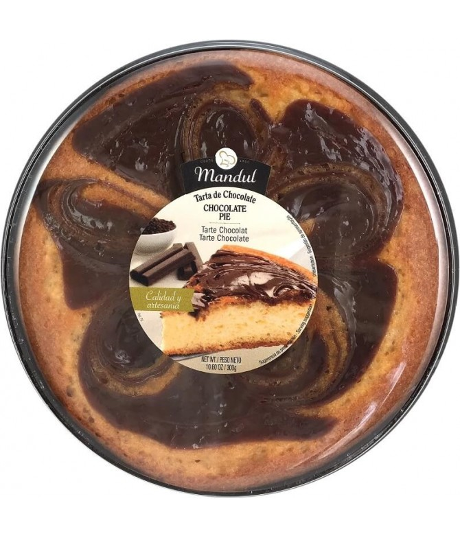 Mandul Tarte Chocolate 300gr
