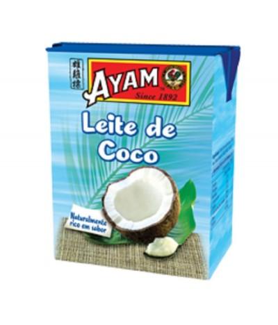 Leite de Côco 200ml Ayam