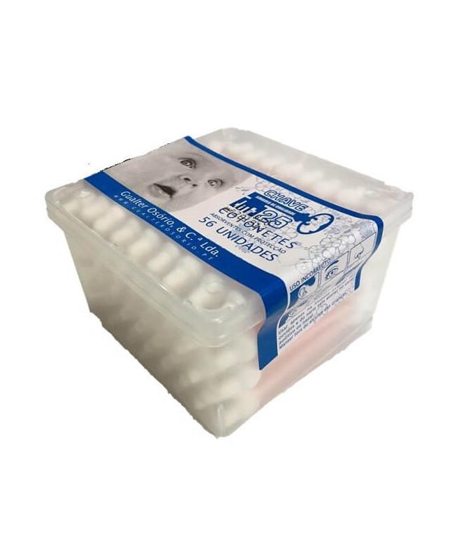 Chave25 Bastoncillos Protección Baby 200un T