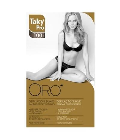 Creme Depilatório ORO 100ml + 30% Taky Pro