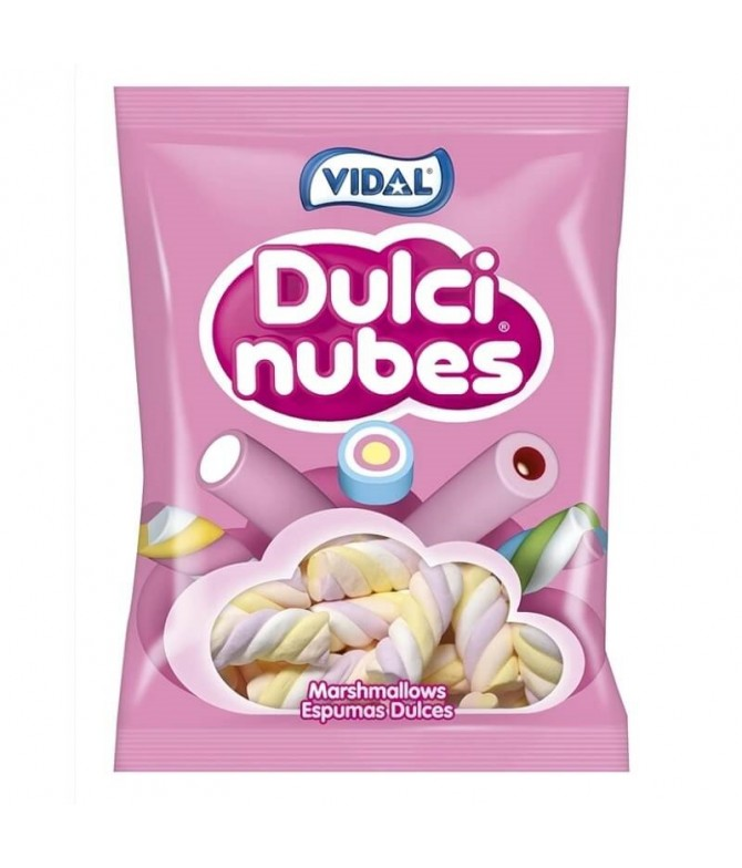 Vidal Dulcinubes Trenzas 40un T