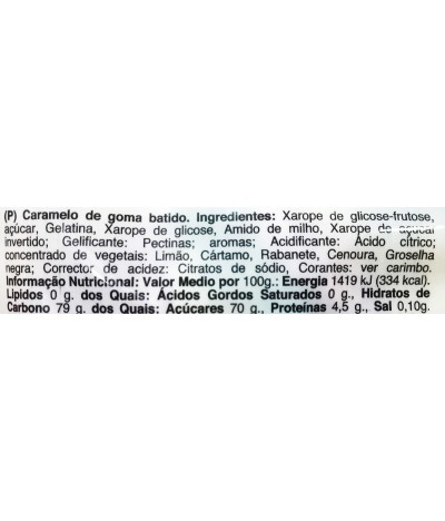 Vidal Dulcinubes Fantasía 850gr T