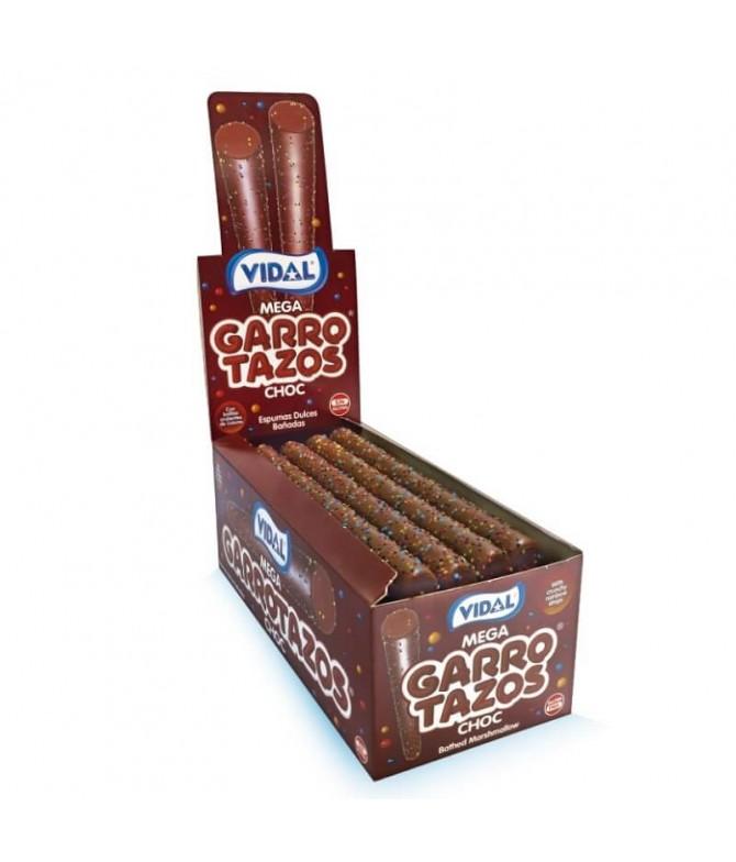 Vidal Mega Garrotazos Chocolate 24un