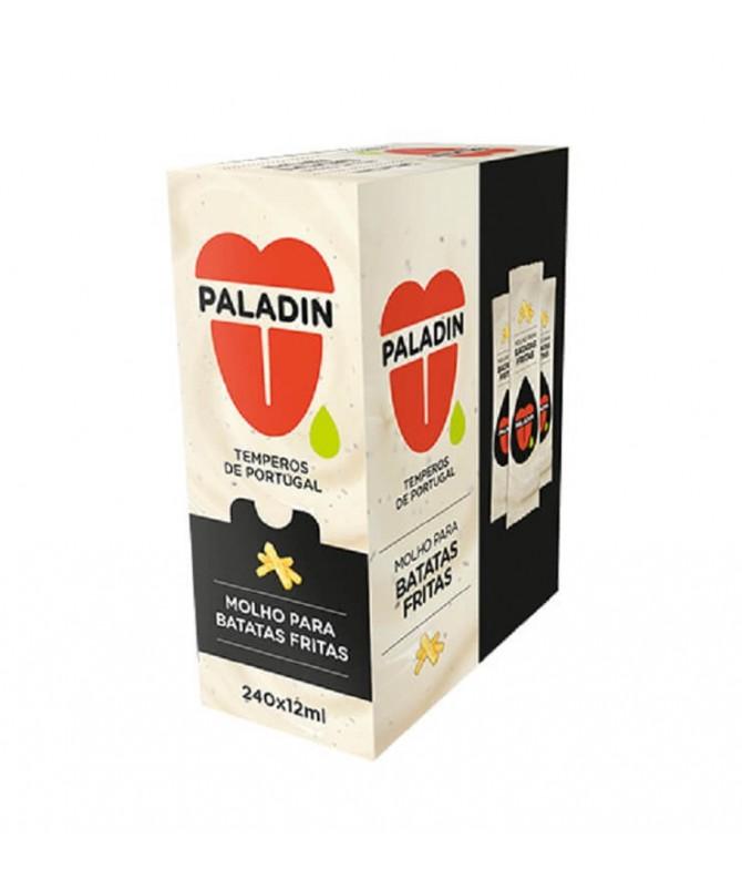 Paladin Molho Batatas Fritas Saquetas 240x10ml