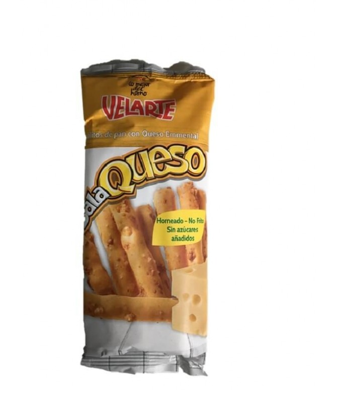 Velarte Salaqueso Palitos Pan Queso 40gr T