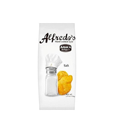 Batatas Fritas com Sal 150 gr Alfredos