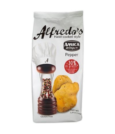 Batatas Fritas com Pimenta 150 gr Alfredo's