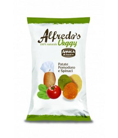 Batatas Fritas Veggy 110 gr Alfredos