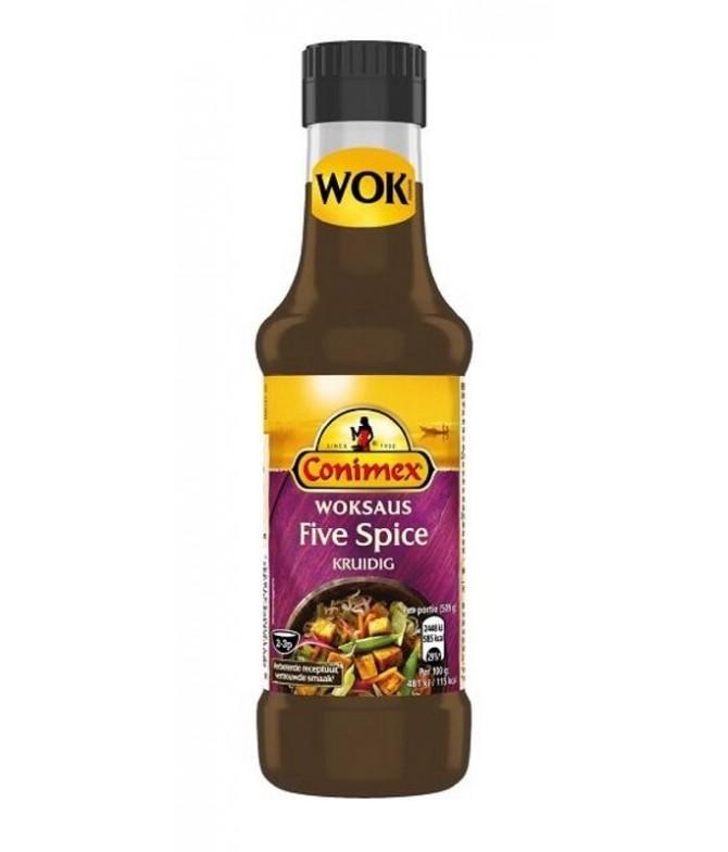 Conimex Salsa Wok 5 Especias 175ml T