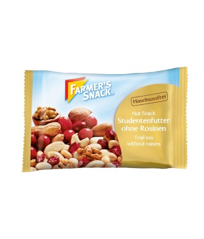 Mix de Frutos Secos com Mirtilos 40gr Farmers Snack