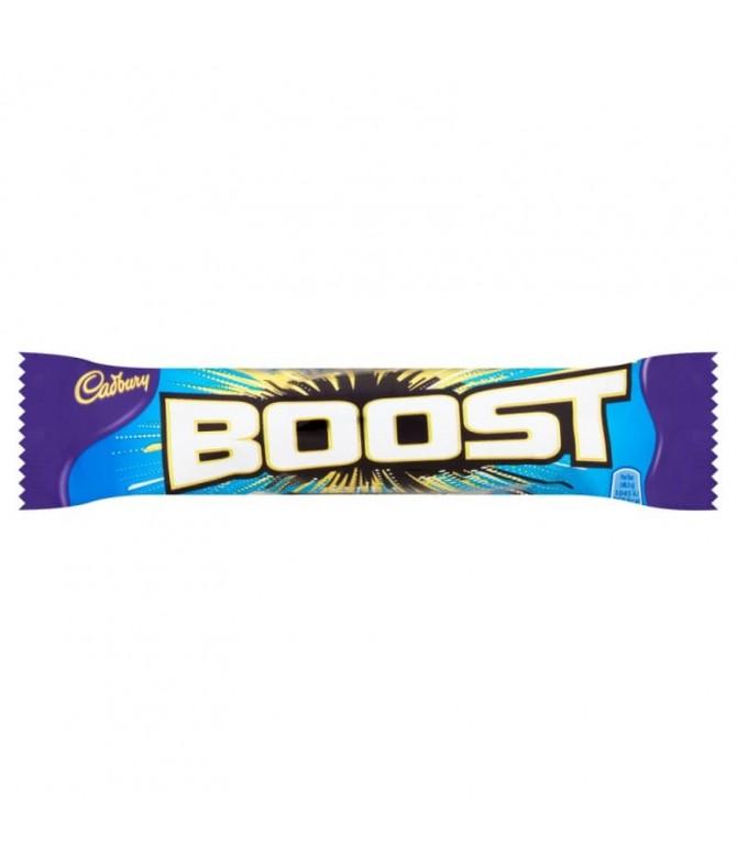 Cadbury Boost Choc Leite Caramelo 48.5gr