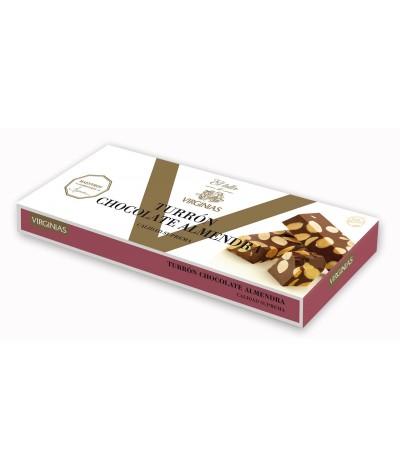 Torrão Duro de Almêndoas e Chocolate Premium 200gr